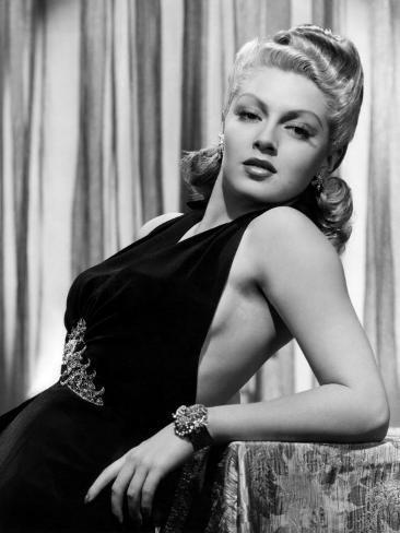Lana Turner, c.1940s Photo