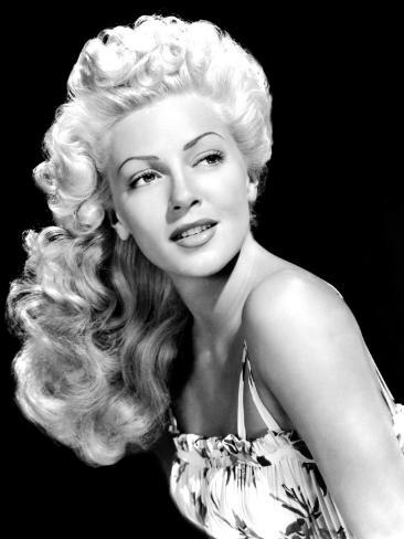 Lana Turner, c.1940s Photo