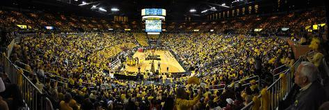 University of Michigan - Michigan Beats Ohio State at the Crisler Center Photo