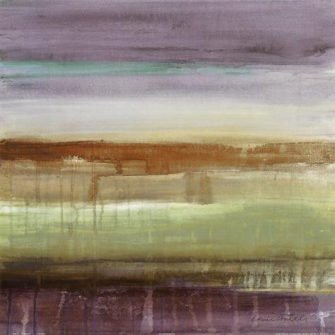 Purple Rain II Art Print