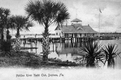 Halifax Yacht Club Daytona Beach Florida