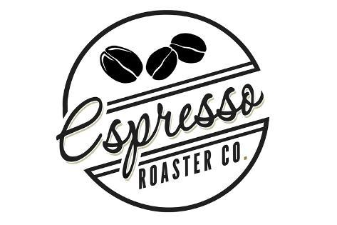 Espresso Roaster Co. (white) Taidevedos