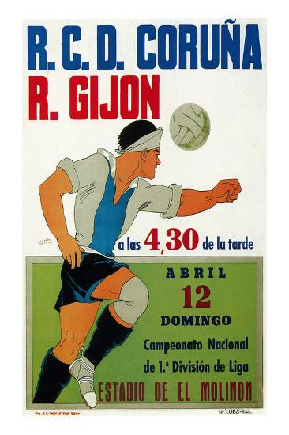 Futbol Promotion Art Print