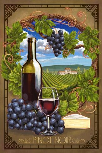 Pinot Noir Taidevedos