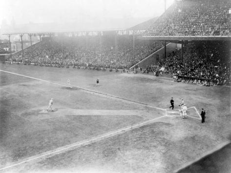 World Series, Giants at Phillies, Baseball Photo - Philadelphia, PA Art Print