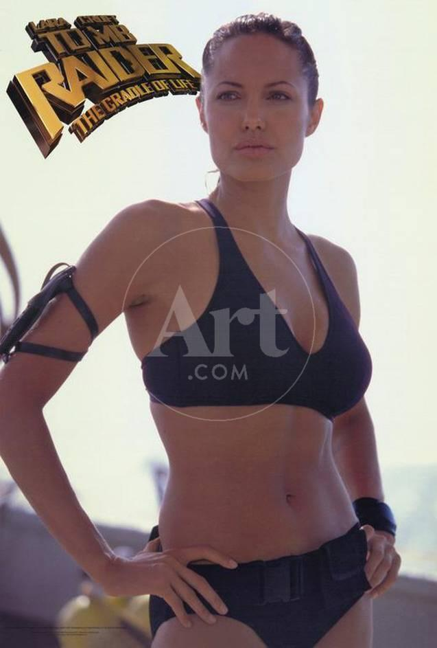 Lara Croft Tomb Raider The Cradle Of Life Posters Allposters Com