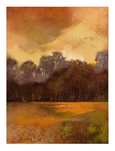 Autumn Forest I Collectable Print