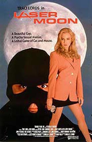 Laser Moon Original Poster
