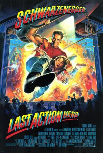 last action hero posters at allposters com au