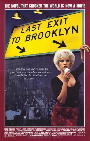 Last Exit to Brooklyn Masterprint
