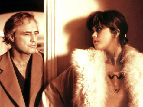 Last Tango In Paris, Marlon Brando, Maria Schneider, 1972 Photo