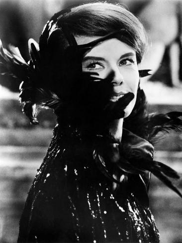 LAST YEAR AT MARIENBAD, (aka L'ANNEE DERNIERE A MARIENBAD), Delphine Seyrig, 1961 Foto