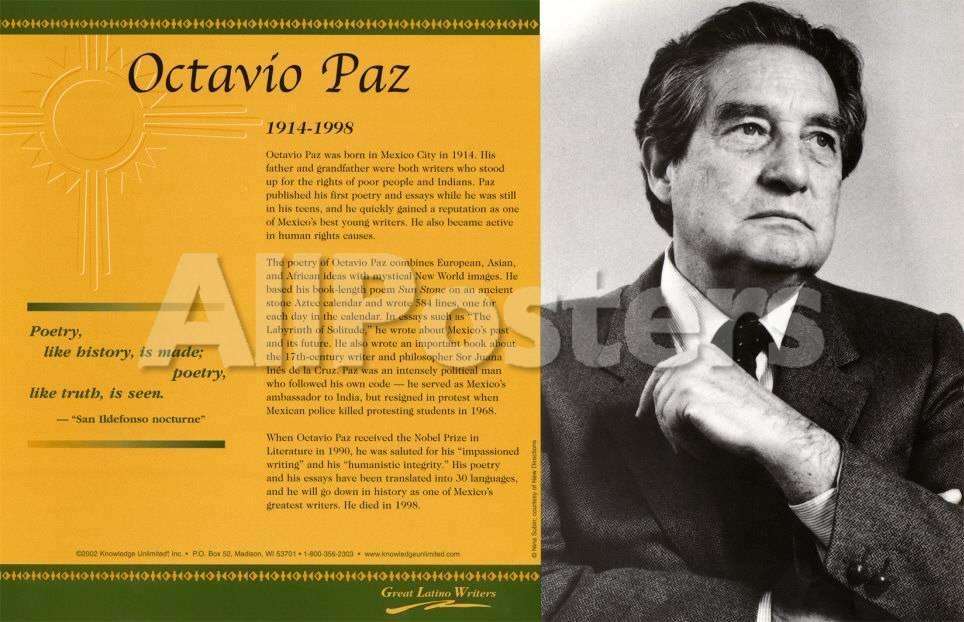 octavio paz essays