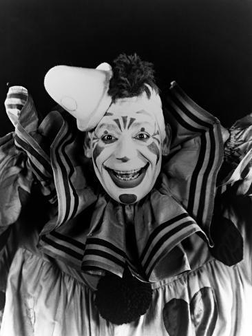 Laugh, Clown, Laugh, 1928 Photographic Print