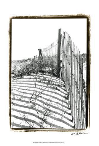Beach Scape IV Art Print