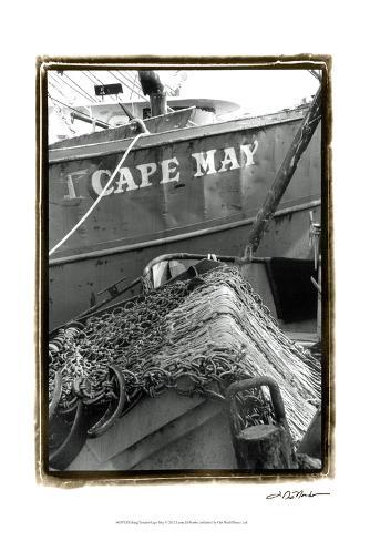 Fishing Trawler- Cape May Art Print