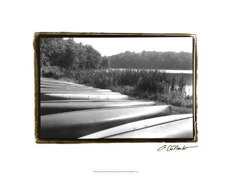 Lake Living III Premium Giclee Print