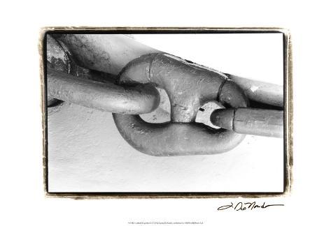 Linked Together II Art Print