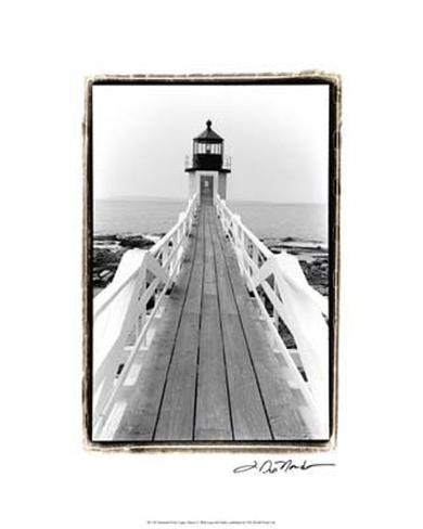 Marshall Point Light, Maine Premium Giclee Print
