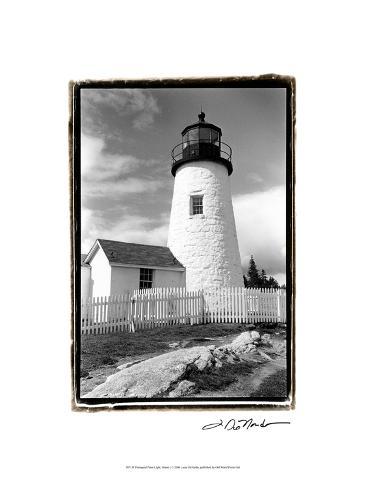 Pemaquid Point Light, Maine I Art Print