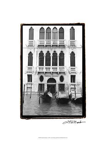 Venetian Splendor Art Print