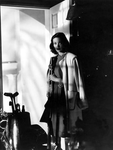 Laura, Gene Tierney, 1944 写真