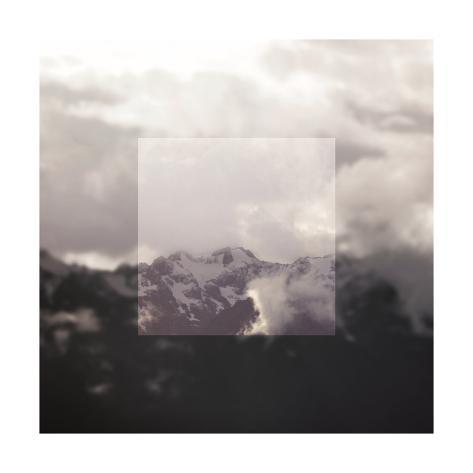 Framed Landscape IV Art Print