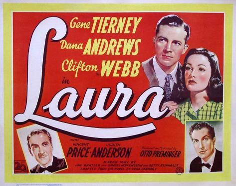 Laura -  Style Poster