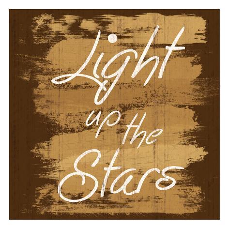 Light Stars Art Print