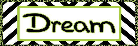 Tween Dream Green Art Print