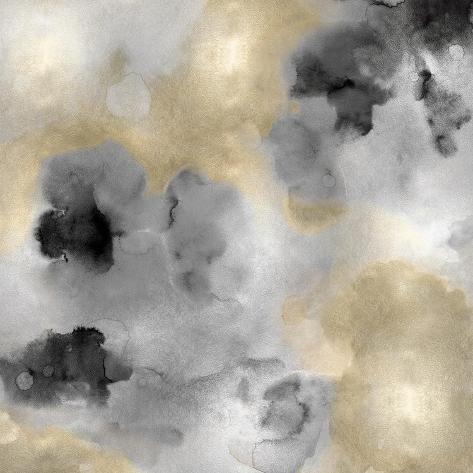 Whisper I Stretched Canvas Print