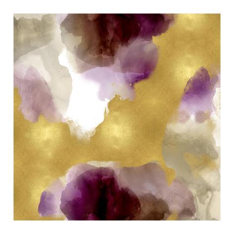 Whisper in Plum Giclee Print
