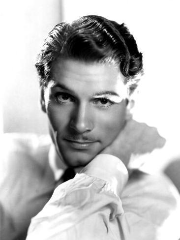 Laurence Olivier, c.1930s Photo