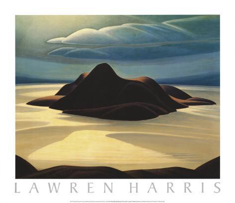 Pic Island Art Print