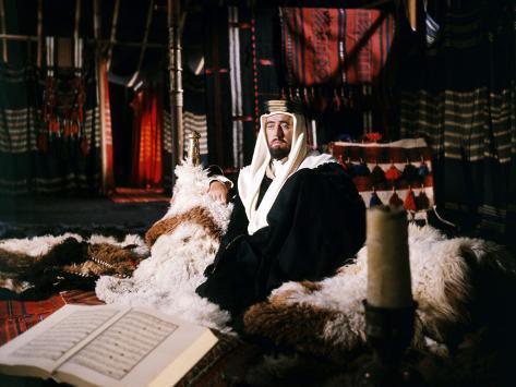 Lawrence d'Arabia Foto