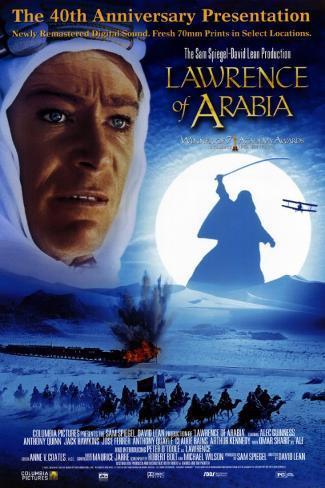 Lawrence of Arabia Masterprint