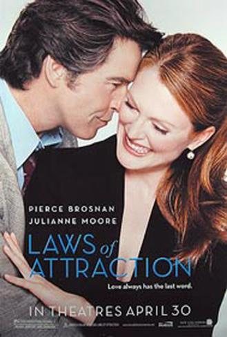 Laws Of Attraction Original Poster