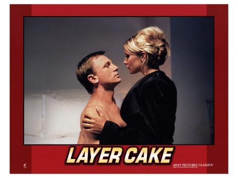 Layer Cake, 2004 Stretched Canvas Print