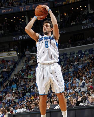 6fe4f0b6dda0 New York Knicks v New Orleans Hornets  Marco Belinelli Photo by ...