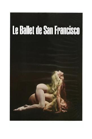 Le Ballet De San Francisco Art Print