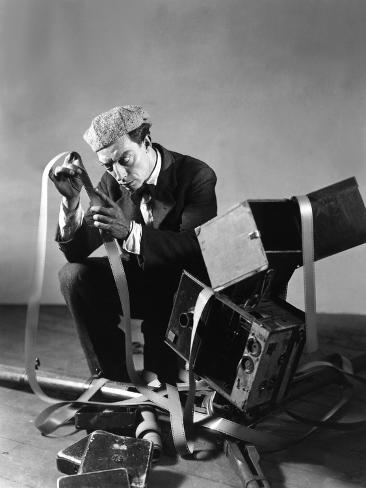 Le Cameraman (The Cameraman) De Edward Sedgwick Avec Buster Keaton 1928 Photo