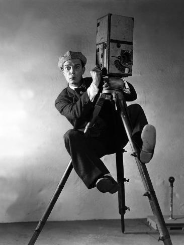 Le Cameraman (The Cameraman) De Edwardsedgwick Avec Buster Keaton 1928 Photo
