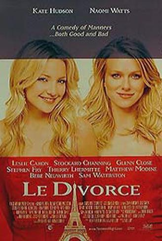 Le Divorce Original Poster