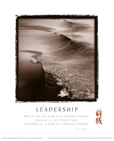 Leadership: Wave Art Print