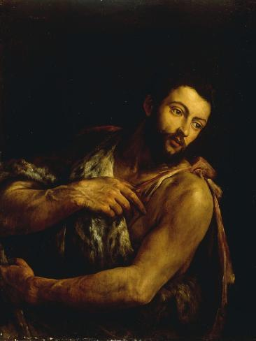 St John the Baptist Lámina giclée