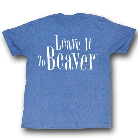 Leave It To Beaver - Love It or Leave It T-Shirt