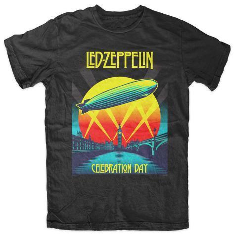 Led Zeppelin - Celebration Day T-shirt