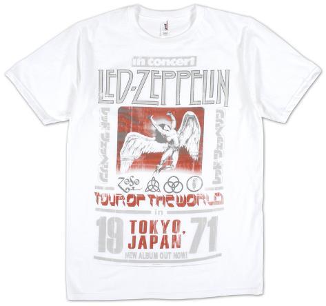 Led Zeppelin - Tokyo 71 T-Shirt