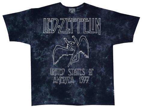 Led Zeppelin - USA Tour 77 T-Shirt