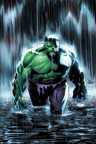 Incredible Hulk No.77 Cover: Hulk Poster